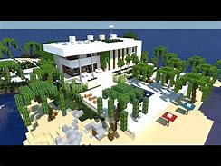 HD wallpapers comment faire une maison moderne dans minecraft defroi ...
