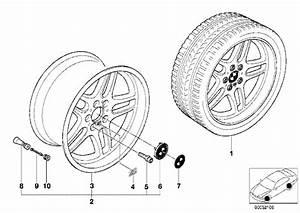 Parts Of A Car Wheel Diagram