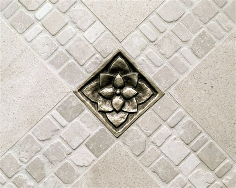 accent tiles metal accent tiles foundry art lowitz company