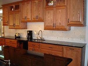 Natural oak cabinets granite countertops for Best brand of paint for kitchen cabinets with natural wood wall art