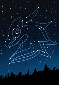 How To Draw A Constellation, Step by Step, Drawing Guide ...