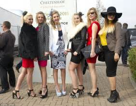 Cheltenham Festival 2015 Ladies Day sees crowds flock to ...