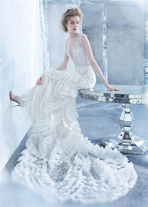 Bridal Gowns And Wedding Dresses By Jlm Couture Style 3454