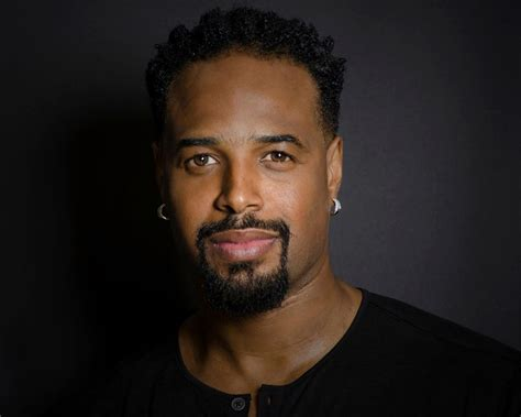 Comedian And Actor Shawn Wayans Performs Stand Up At Mt