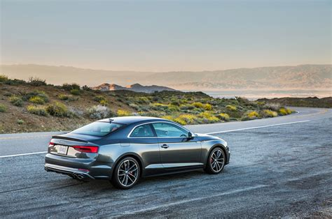 """2018 Audi S4 And S5 First Drive Review S Is For """"smoove"""