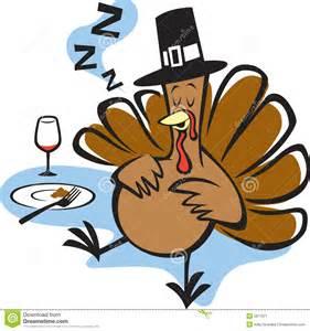 Stuffed Turkey Cartoon
