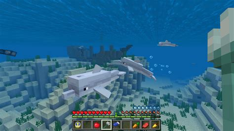 minecrafts update aquatic phase  features detailed