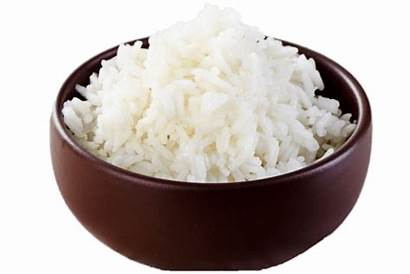 Rice Transparent Clipart Jasmine Bowl Tier Steamed