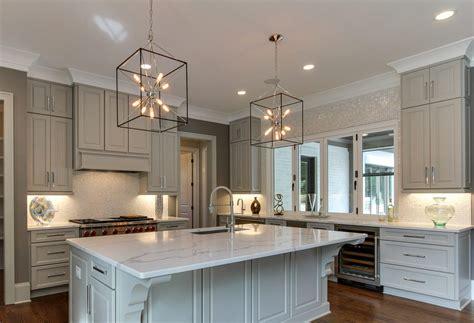 semi custom cabinets   top  kitchen design trends