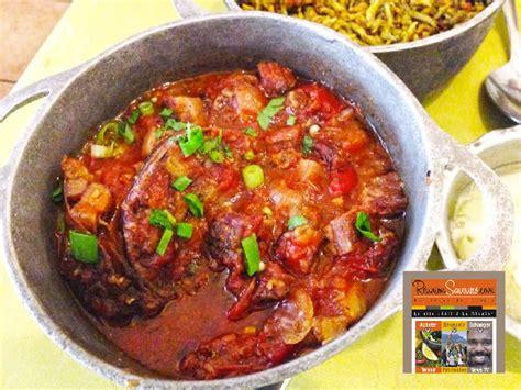 recette de cuisine reunionnaise la vraie recette rougail saucisse réunion