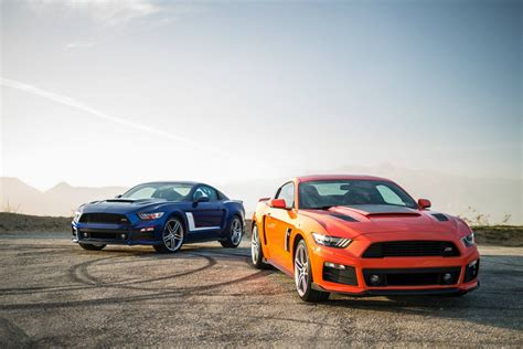 Roush Stage 3 2018 Mustang Rated At 670 Horses