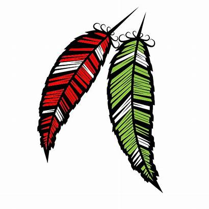 Feathers Feather Clipart Clip Feder Domain Coloured