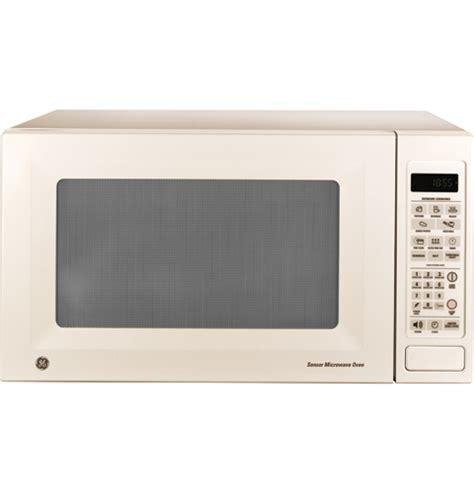 ge  cu ft capacity countertop microwave oven jespch ge appliances