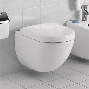 Villeroy Und Boch Wand Wc : villeroy boch subway tiefsp l wand wc wei mit ceramicplus 660010r1 reuter ~ Buech-reservation.com Haus und Dekorationen