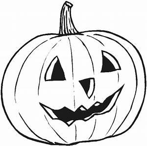 pumpkin coloring page - printable halloween pumpkin carving stencils coloring