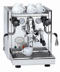 Kaffeemaschine Mit Mühle : ecm espresso coffee machines manufacture kaffee erlebnis ~ Frokenaadalensverden.com Haus und Dekorationen