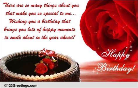happy bday   special  specials ecards