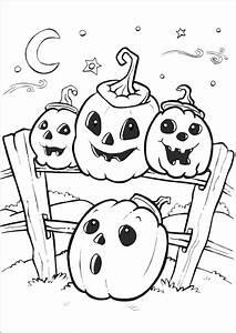 Ausmalbilder Halloween 5 Ausmalbilder Malvorlagen