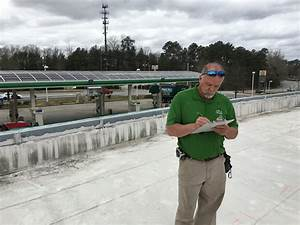 Commercial Roof Inspection Services