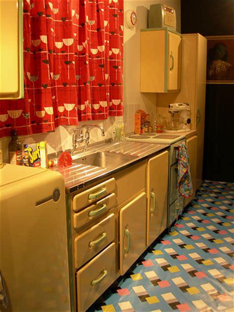 retro kitchen tiles 1950s kitchen flickr photo 1947