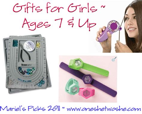 Christmas Gifts For Girls (ages 7 And Up)