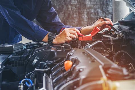 hands  car mechanic working  auto repair service
