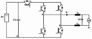 H5 Transformerless Inverter Topology
