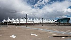 Denver International Airport Expecting Less Than Half Of