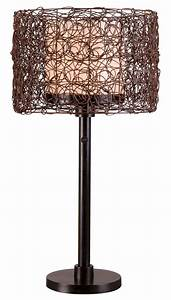 tanglewood outdoor table lamp from kenroy 32219brz With tanglewood outdoor floor lamp