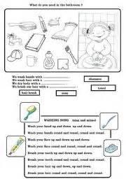 HD wallpapers dental hygiene worksheets kindergarten