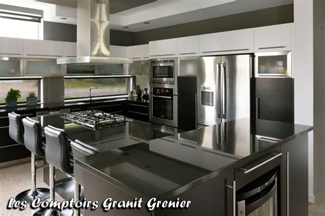 comptoire de cuisine comptoirs de cuisine en granit on cuisine