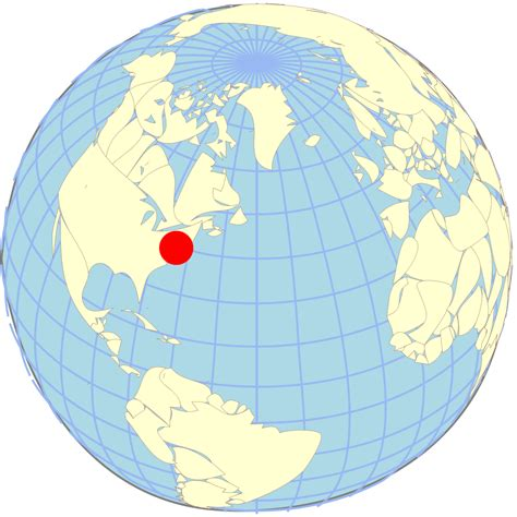 What Is Geographical Location geography of new jersey