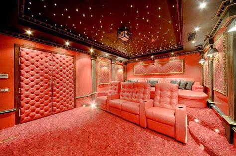 home theatre interior design luxury penthouse home theater room design ideas