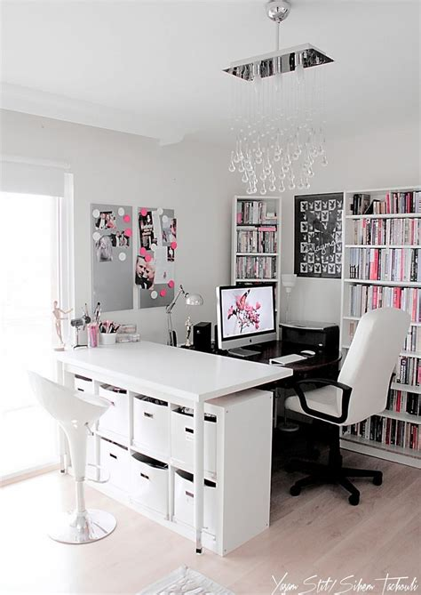 Interesting Stunning Home Office Decorating Ideas Best 25