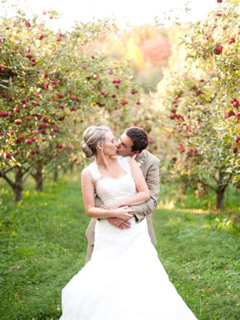 Apple Themed Wedding Ideas Perfect For A Fall Wedding