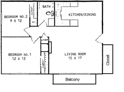 Design A Floor Plan Free Continental Terrace Apartments