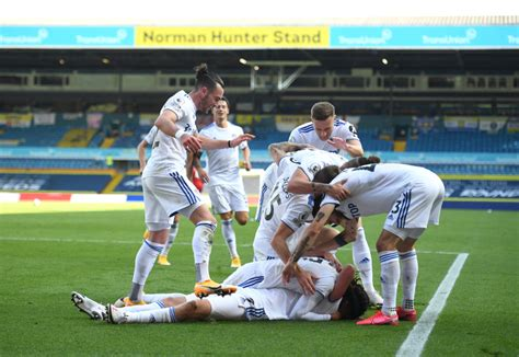 Leeds United Player Ratings Vs Fulham - The 4th Official