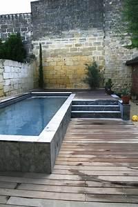 petite piscine pour terrasse nouveaux modeles de maison With petite piscine pour terrasse