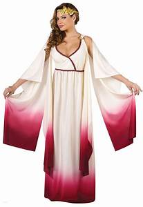 Adult Womens Venus Greek Goddess Costume - Mr. Costumes