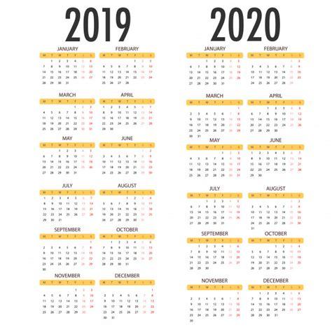 calendario vettoriale calendario