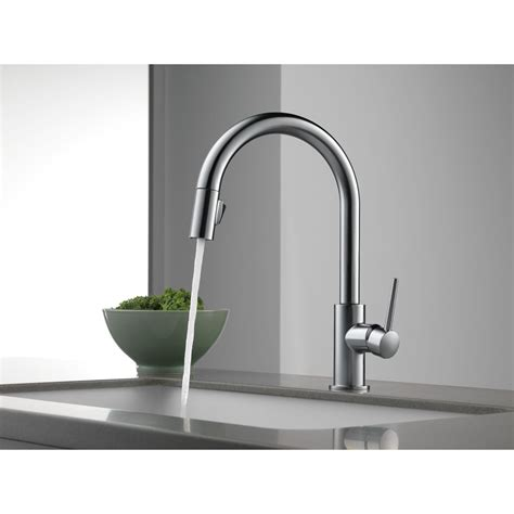 Delta Trinsic Kitchen Faucet Touch2o by Build Ca Delta 9159t Ar Dst Trinsic Pullout Spray Touch