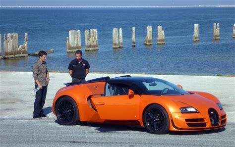 Top Gear Bugatti Episode Cancelled In Tampa--find Out Why