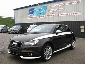 Audi A1 Tfsi 122 : audi a1 1 4 tfsi ambition 122 cv est auto import ~ Gottalentnigeria.com Avis de Voitures