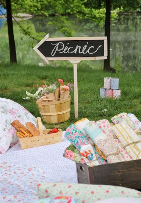 birthday ideas   perfect picnic party brit