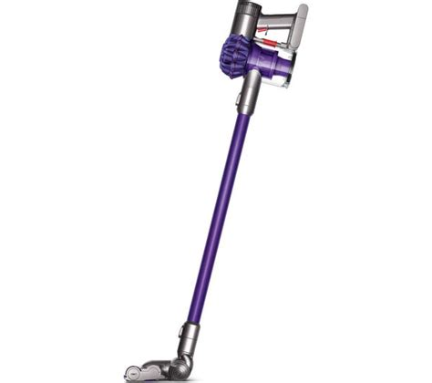 dyson akkusauger v6 buy dyson v6 animal cordless vacuum cleaner purple free delivery currys