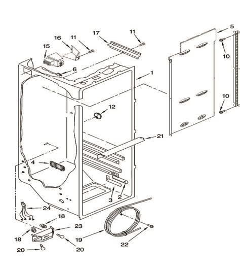 How Fix Warm Side Kenmore Elite Refrigerator