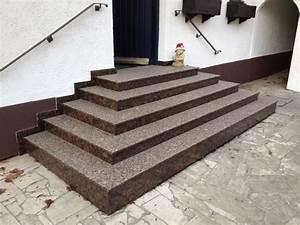 Granit Für Küchenplatten : treppen naturstein ludwig schneider ag ~ Sanjose-hotels-ca.com Haus und Dekorationen