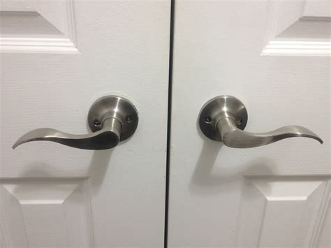 Updating Interior Door Hardware