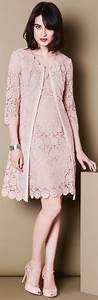 Pinky beige neutral pink lace dress for wedding or event for Dresses for older women to wear to a wedding