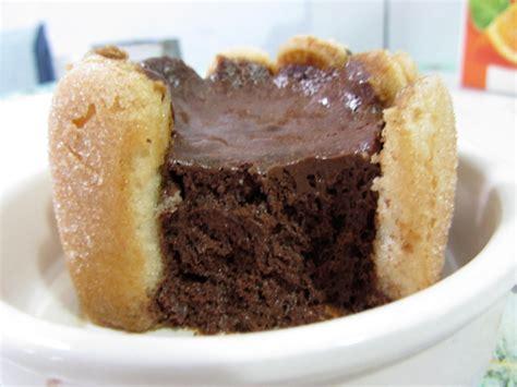 mini dessert facile et rapide mini au chocolat